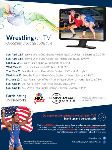 USAW-TV-Schedule