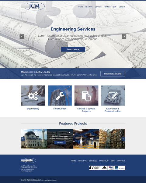 engineeringandconstructionwebdesign